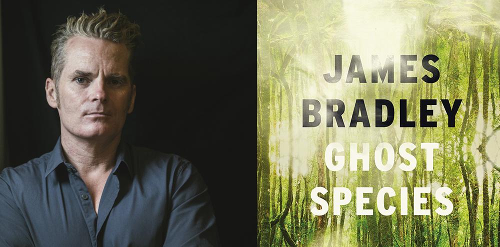 James Bradley Ghost Species