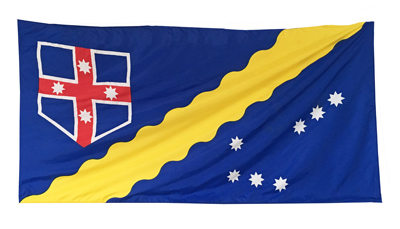 Wollongong flag