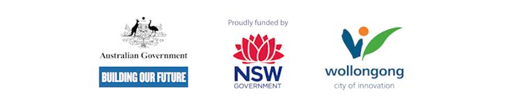 Funding bodies logos