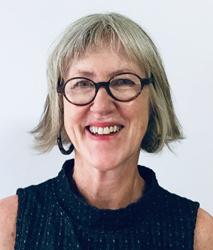 portrait of Jill Talbot