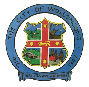 City of Wollongong crest